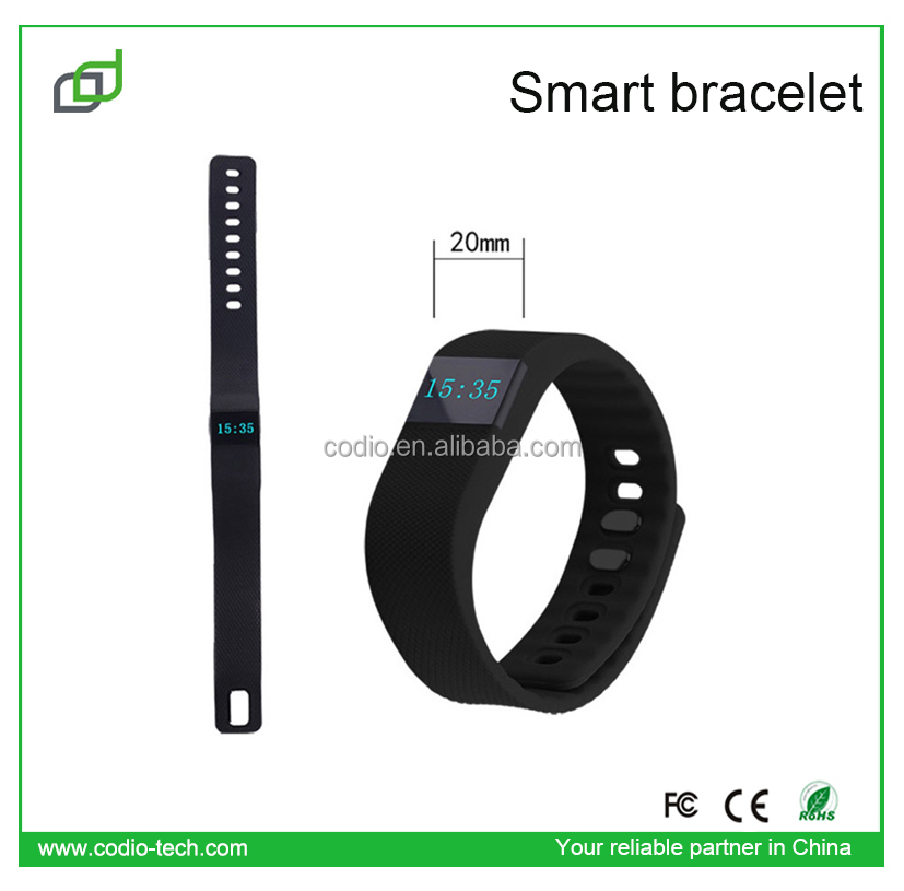 innovative product wifi 2015 smartwatch pedometer smart watch phone TW64 smart band