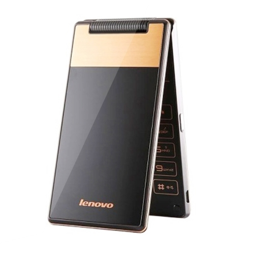 Low Price Original Lenovo A588T Android Flip Mobile Phone, Network: 2G, ROM 4GB RAM 512 MB