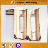 drawing to processing copper machinery accessories lost wax casting