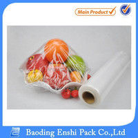 alibaba china plastic film poly film poly fill roll Pe film for packing food