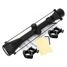 Most Popular 3-9x40 Tactical Riflescope outdoor reticolo sight Hunting Rifle Scope