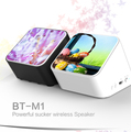 Super Bass Bluetooth Speaker Portable Bluetooth Speaker,Suction cup 2017 speaker for mobile phone contacted