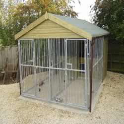 Alibaba best selling new design dog kennel / dog kennel buildings