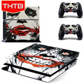 Custom Design Cheap Sticker Skin For Playstation PS 4 Cover Decal