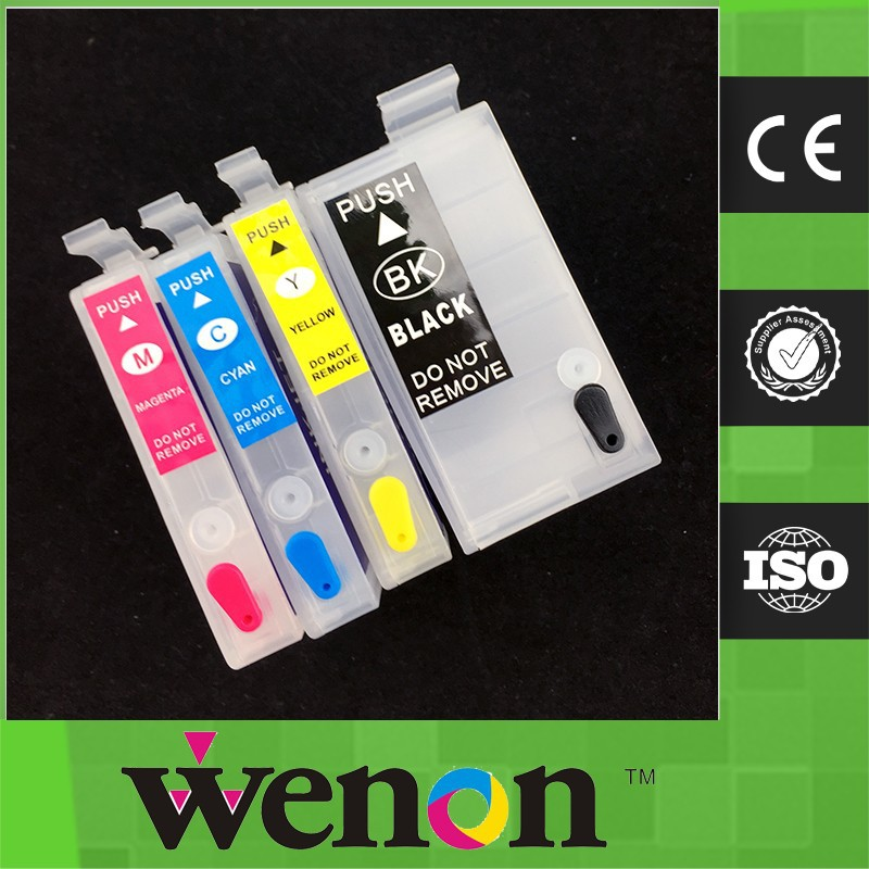 T252XL1-T252XL4 refillable cartridge for Epson WF-3620 WF-3640 WF-7610 WF-7620