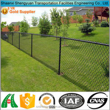 Vinyl coated garden reed zone fencing 1.5 x 4m