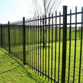 beautiful long steel fence with cheapest price
