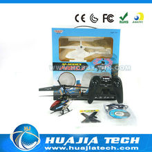 2.4G 3.5CH RC Alloy Helicopter With Gyro with flashing rc 3.5-channel metal series helicopter