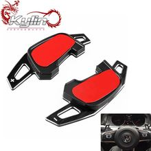 Kylin Racing metal Paddle shift Shifter extensión para VW Volkswagen Golf 7 MK7 gti