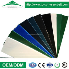 Short time delivery good quality high transverse rigidity antistatic second hand conveyor belt