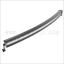 Wholesale 312W 54 inch curve led light bar with mounting bracket