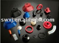 Food grade silicone rubber molding and extrusions