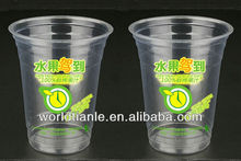 16oz plastic cups with lids and straws wholesale