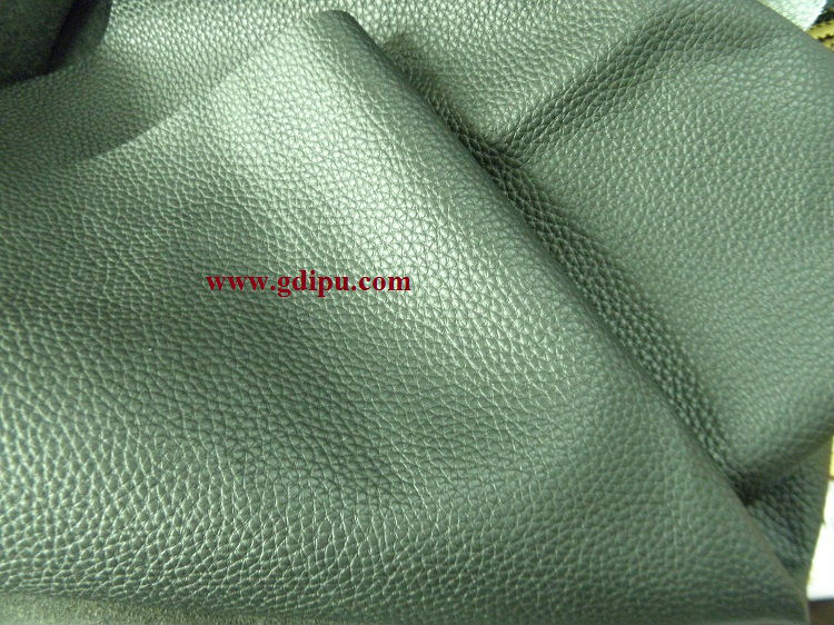 ipu leather fabric for furniture pvc leather