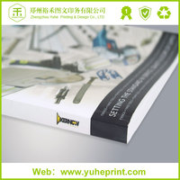 100% quality guarantee business art paper perfect bound fancy yellow pages phone book printing