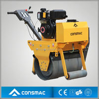 CONSMAC high performance quality vibromax roller