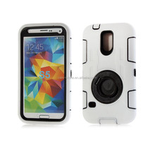 For Samsung Galaxy S5 waterproof case, defender armor case for I9600
