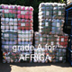 Low Price For Africa style Small Bales used clothes used clothing bales 100kg