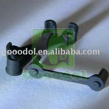 compression molding silicone rubber parts