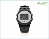 Top selling 1ATM life fashion camouflage color digital sport watch with backlight