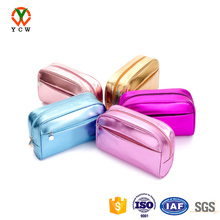Custom Mini fashion waterproof makeup bag PVC cosmetic bag