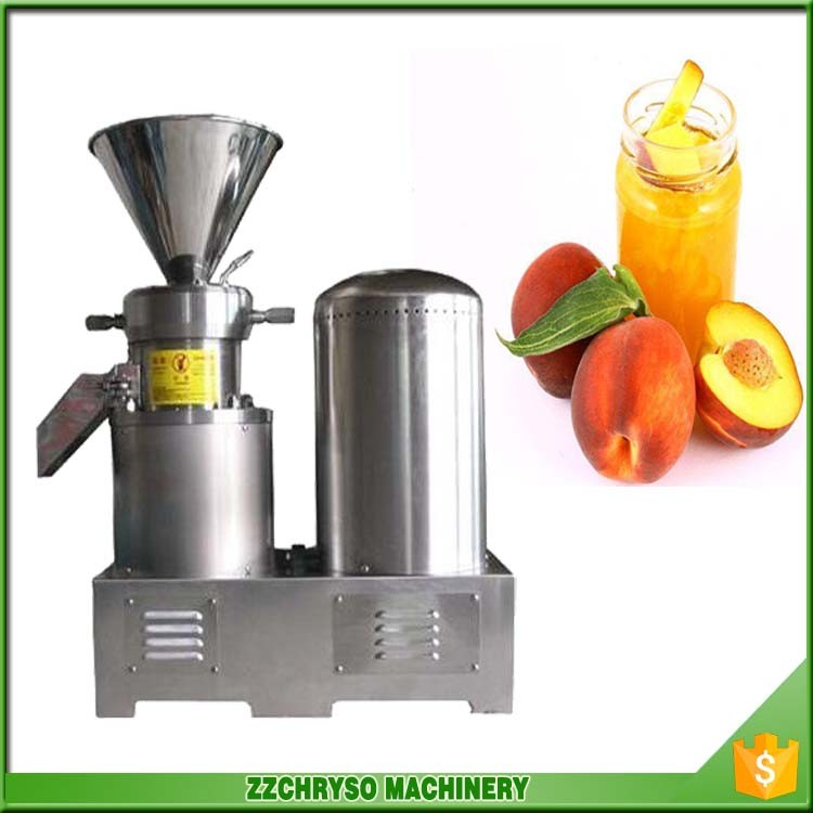 fruit / peach / peanut butter making machine