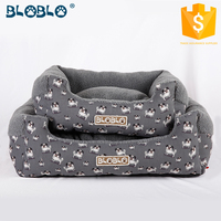 wholesale products for pet shop dog beds gold supplier