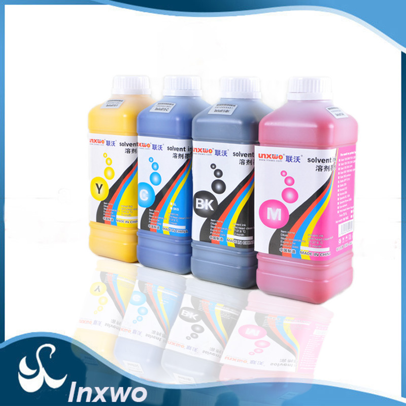 dgi solvent ink for flex printing with the hight quality