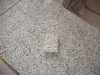G655 granite tile cheap patio paver stones
