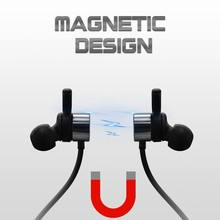 R1615 magnetic design cheap stereo bluetooth headphone 2017