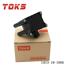 Genuine OEM L813-18-100A Automotive Altermator Parts Ignition Coil for Japanese Car