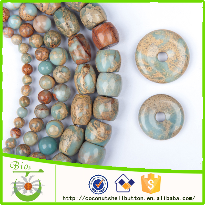 Free Sample 6mm round Shoushan stone howlite beads for jewelry decoration