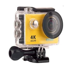 Original EKEN H9R H9 4K Sports camera sport wifi with go pro accessories set Eken H9R wireless action camera 4k