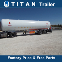Titan lpg 100m3 tank lpg gas storage tank price for sale