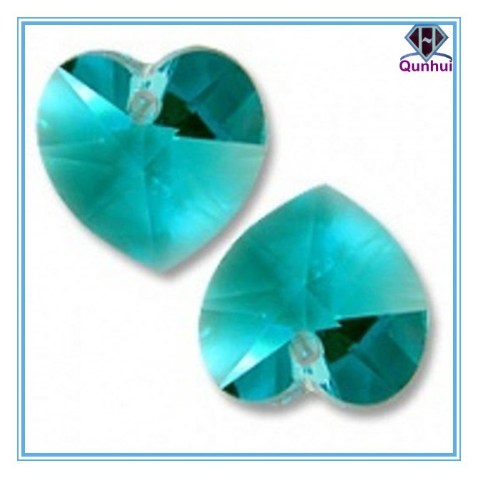 any color heart shaped cubic zirconia jewelry