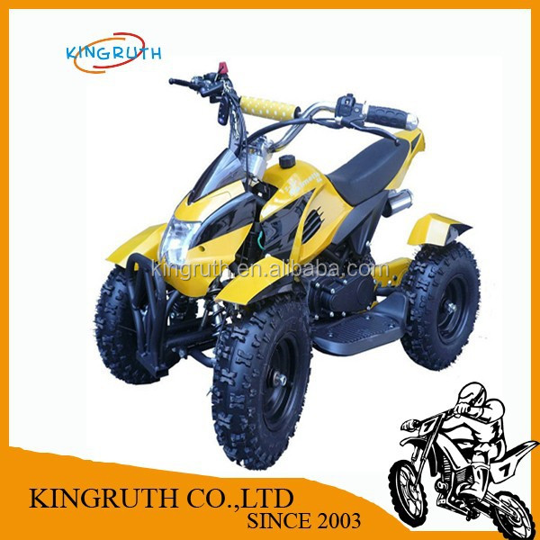 Brand New 2 Stroke 49cc Pocket ATV Quad 6 inch tyre