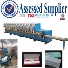 Good Performanc Full Automatic Rewinding Slitting Folding Cigarette Paper Making Machine Prices