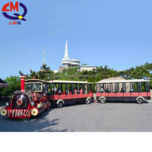 Amusement park ride train adult rides train set electric trains for adults