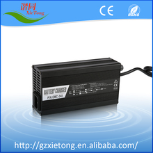 Top sales 60V3A LiFePO4/Lithium Ion/Lead Acid Battery Fast Charger with Alloy Shell