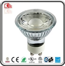 Alumimnum housing 5w led spotlight SMD led with 5 years warranty gu10 led