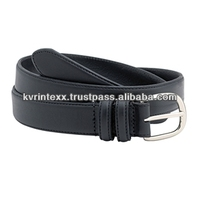 2014 New latest fashion snap on leather belt straps