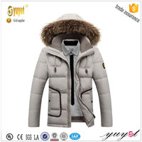 puffer breathable top brand super warm hooded down coat