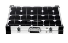 90W 18V Folding Solar Panel Made by Monocrystalline Solar Cell Silicon