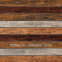 Old Nanmu Wood Like Mosaic Tile