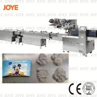 Computer Controlled Milk Chocolate Packing Production Line/Horizontal Candy Packing Machine JY-660/DXD-660