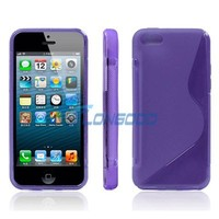 Custom Soft TPU Cute Silicone Mobile Phone Case For Apple IPhone 5C
