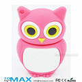 2015 new promotion owl shape usb flash memory key for reseller accept paypal