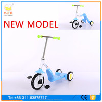 Cheap Kick Three Wheel Kids Scooter for sale