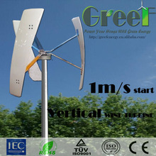 NEW arrival! 500W roof mounted wind turbine ,vertical windmills for electricity