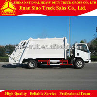 16m3 Howo Rubbish Truck For Sale